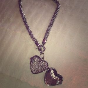 Swarovski Heart Locket